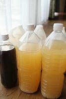 EM活性液、米のとぎ汁醗酵液